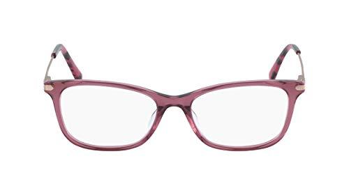 Armação para óculos de grau CK Feminina Cristal Rosa, CK18722, Pequeno