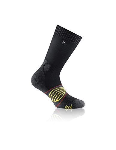 Rohner advanced socks   Wandersocken   Trek Light l/r (47-49, Schwarz)