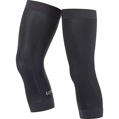 GORE WEAR C3 Unisex Knielinge, Größe: M-L, Farbe: Schwarz