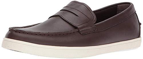 Cole Haan Men's Hyannis Penny Loafer II, Brown Leather, 9.5 Medium US
