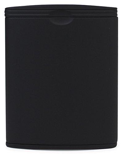 WINDMILL(ウインドミル) 携帯灰皿 ハニカム3 スライド式 6本収納 ブラック 591-2002