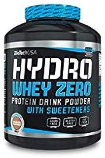 BioTech Hydro Whey Zero Proteínas Sabor Vanilla y Cinnamon - 1816 gr
