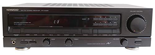 Kenwood KR-A 4020 Stereo Receiver in schwarz