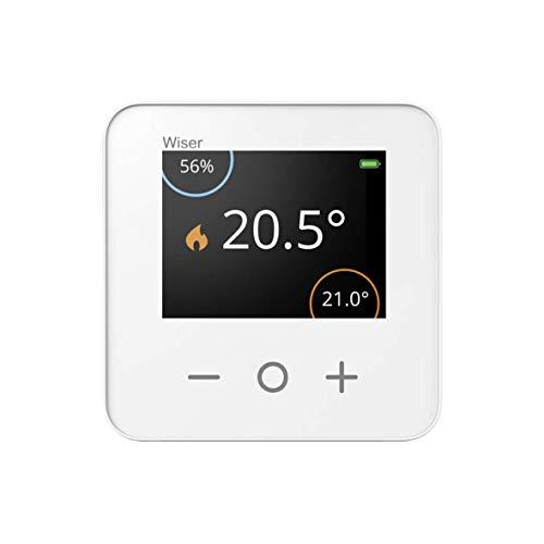 Digitaler Thermostat f/ür Elektro-Fu/ßbodenheizung mit Touchscreen-Bedienung Danfoss 088L0122 ECtemp Touch