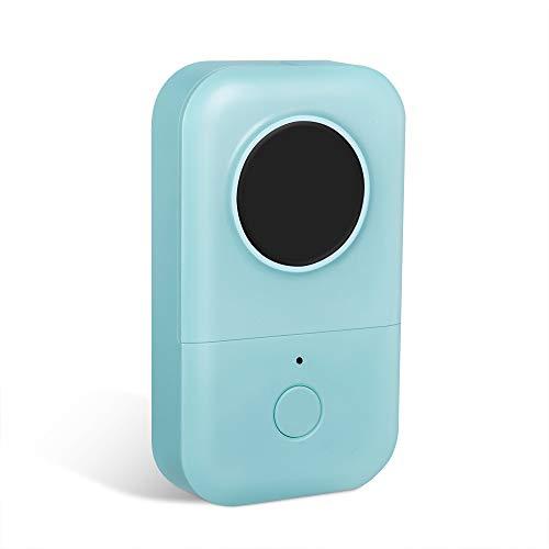 Phomemo D30 Bluetooth Etikettendrucker,tragbarer Thermoetik Label drucker,Aufkleber Etikettendrucker,geeignet für Zuhause,Schule,Büro,Supermarkt,Datum, Preis,Name,kompatibel mit Android und iOS,Grün