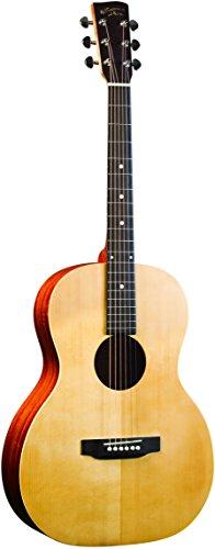 Grabación King ros-a9m EZ tono Plus todos los sólido 12-Fret 000Guitarra Acústica