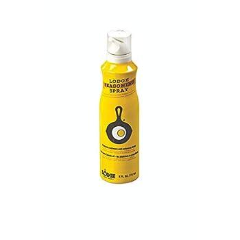 Lodge Seasoning Spray 8-Ounce ,Yellow