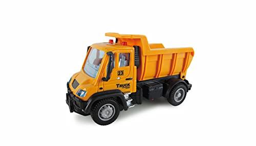 Mini Truck Kipper 1:64 RTR 2,4GHz gelb