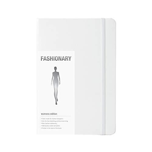Fashionary Purewhite Womens Sket...