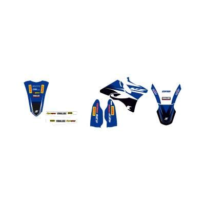BLACKBIRD RACING - 93293/54 : Kit adhesivos calcas pegatinas decorativas Yamaha réplica factory racing 2231R7