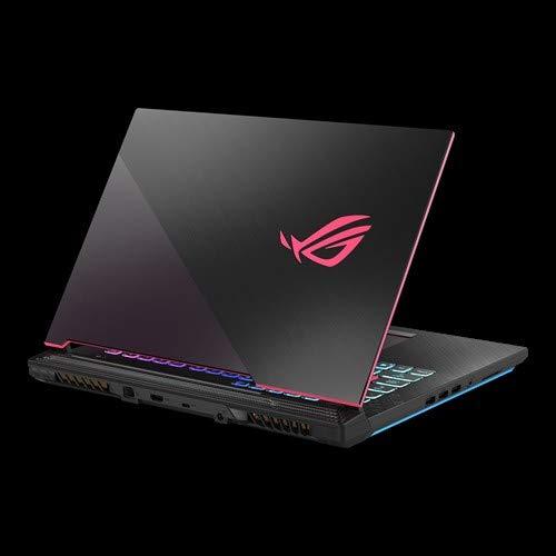 ASUS ROG Strix G15 G512LV-HN222T i7-10870H/ RTX2060-6GB/ 8G+8G/ 512G SSD+512G SSD (Raid 0)/ 15.6 FHD-144hz/ RGB Backlit-4 Zone/ WIFI6/ 66Wh/ WIN10/ Black Plastic/