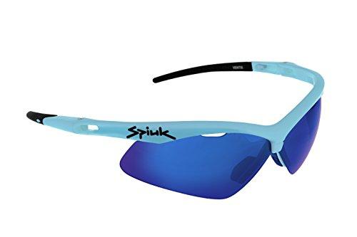 Spiuk Ventix Gafas, Unisex Adulto, Azul Mate, Talla Única