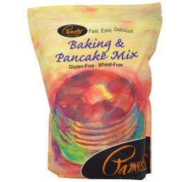 Max 90% OFF Pamela's Products Baking Pancake Mix 4 low-pricing kg 1.81 lb Pack of