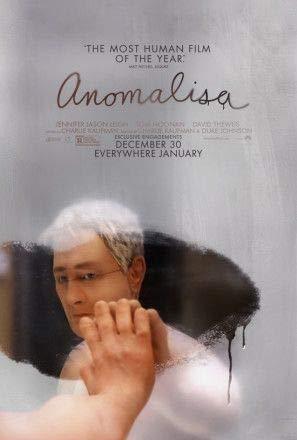 ANOMALISA – Film Poster Plakat Drucken Bild - 43.2 x 60.7cm Größe Grösse Filmplakat