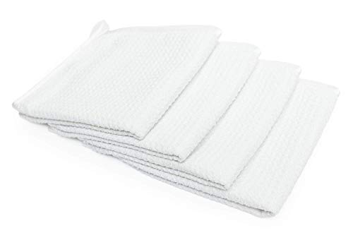 The Rag Company - Premium Microfiber Facial Cloth - Ultra Soft and Gentle Luxury Makeup Remover Wash...