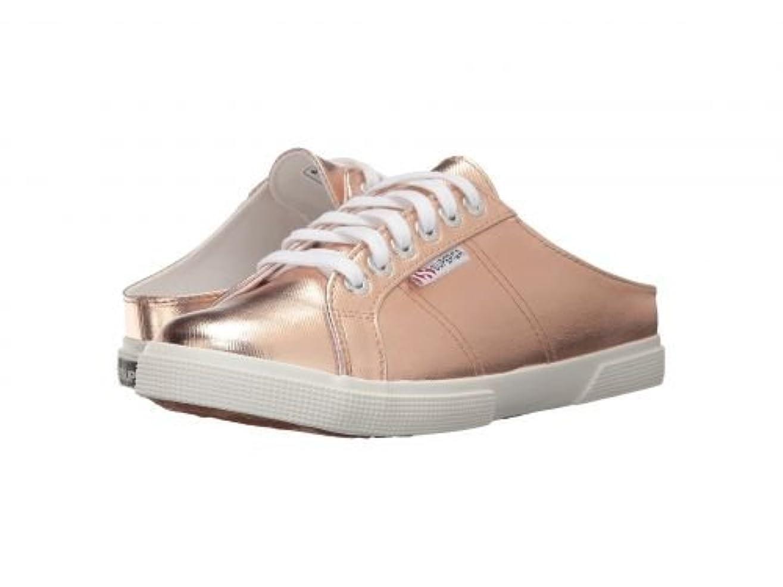 中性重なるに対応する[スペルガ] レディース 女性用 シューズ 靴 スニーカー 運動靴 2288 Cotmetu - Rose Gold [並行輸入品]