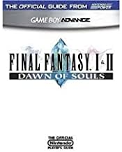 Final Fantasy 1 & 11 (Dawn of Souls) Official Nintendo Game Boy Advance Player's Guide