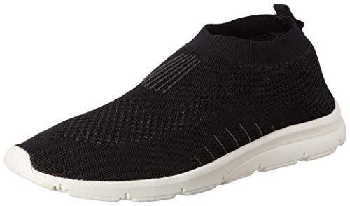 Bourge Men's Vega-1 Black Running Shoes-7 UK/India (41 EU) (Vega-1-Black-07)