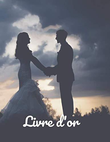 livre d'or: cadeau idéal à offrir lors d'un mariage, anniversaire de mariage pour que les mariés se souviennent de leur jour si particulier