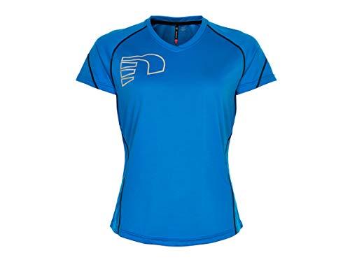 Newline Core Coolskin Tee Woman's T-shirt léger pour femme, bleu, L