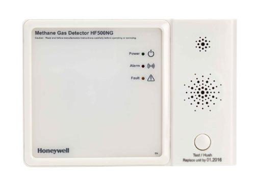 Natural Gas Alarm HF500 Alarm netzgespeist, Relais