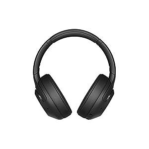 """ソニー ワイヤレスノイズキャンセリングヘッドホン WH-XB900N : 重低音モデル / Amazon Alexa搭載 / blueto..."""""""
