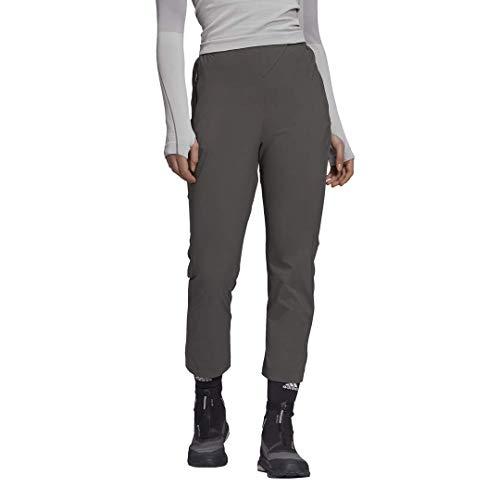 adidas Terrex Hike Pantalones, Tierra, L Long para Mujer