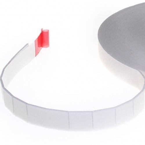 Sendmeamirror Lot de 20 pastilles adhésives Double Face résistantes de 25 mm x 25 mm.