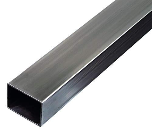 GAH-Alberts 432553 Rechteckrohr | Stahl | 1000 x 40 x 30 mm