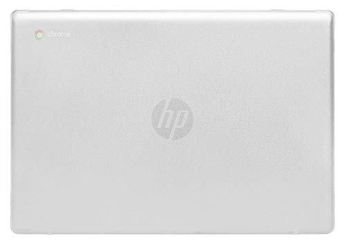 mCover Hard Shell Case for 2020 14' HP Chromebook 14a Series ( Not compatible with ANY other laptop) (Clear)