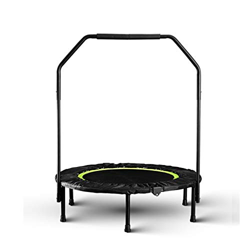 Xiao Jian Indoortrampoline, commerciële trampoline, volwassenen, opvouwbaar, indoor-fitness-trampoline, aerobic-training, bouncing, bed, gym, dedicated lente, trampoline, 40 inch