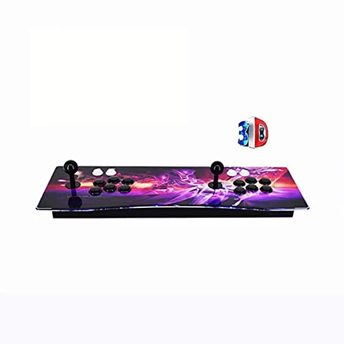 Consolas de juegos - 3D Pandora Game Box   3288 Retro HD Games   Full HD   Soporte multijugador en línea   Compatible con HDMI y VGA