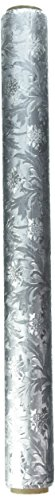 30420 CK Products Poly-Embossed Florist Foil Silver, 20