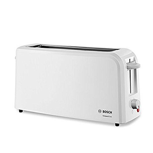 Bosch TAT3A001 2slice(s) 980W Blanco tostadora