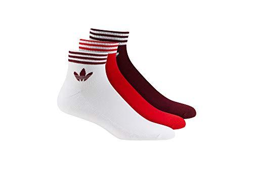 adidas Originals Socken Dreierpack TREF ANK SCK HC FM0644 Mehrfarbig, Size:39/42