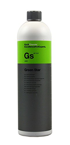 1 liter Koch Chemie Green Star reinigingsmiddel.