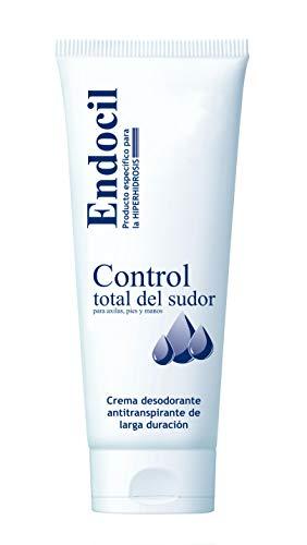 Endocil Antitranspirante Crema Tubo 50 ml