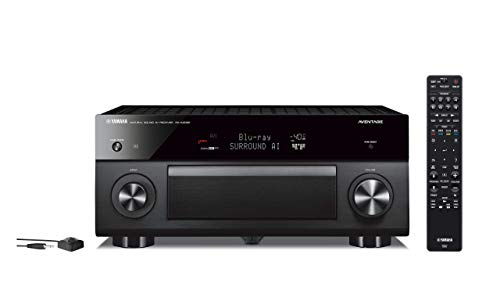 Sale!! Yamaha RX-A3080 AVENTAGE 9.2-Channel AV Receiver MusicCast (Renewed)