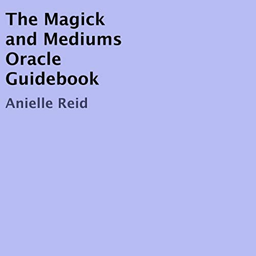 The Magick and Mediums Oracle Guidebook cover art