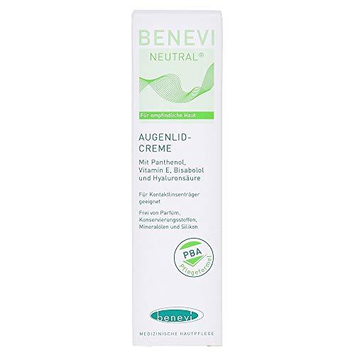 BENEVI Neutral Augenlid-Creme 15 ml