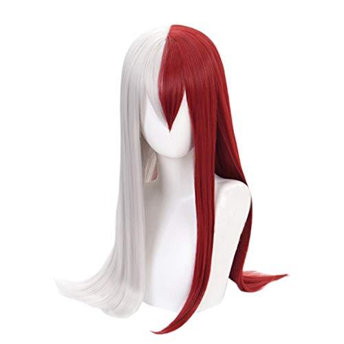 comprar pelucas todoroki en línea