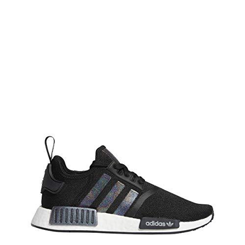 adidas Mujer NMD_R1 W Zapatillas Negro, 36 2/3