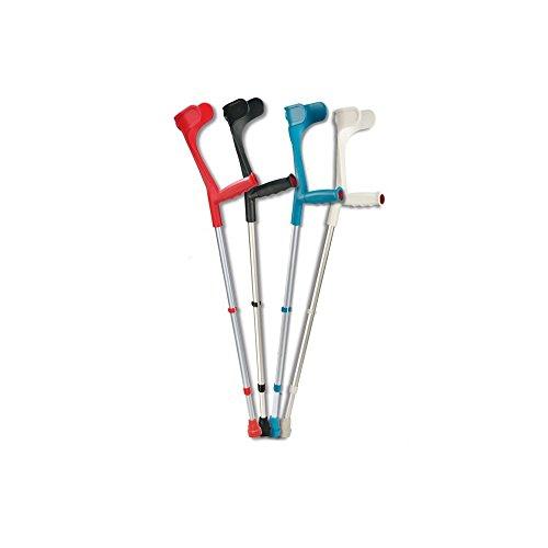 Ayudas Dinámicas - Bastón de aluminio, color turquesa