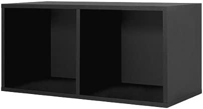 Foremost 327806 Storage System, Large 30-inch, Black