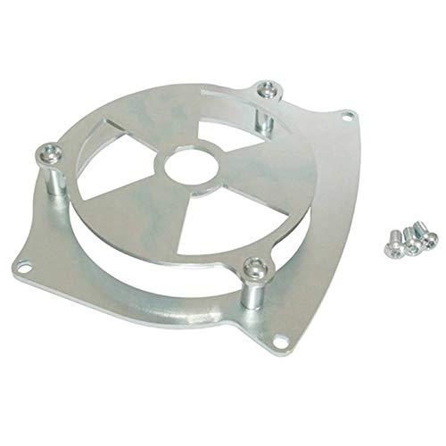 Easyboost Zündungsabdeckung Wasserpump Deckel für Yamaha Aerox Jog-R Nitro Mach-G Gebrauch zum Schutz des Zündung für PVL Stage6 MVT MHR Italkit