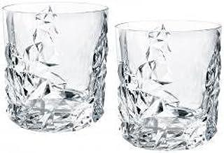 Nachtmann 4 tlg. Whiskygläser-Set Sculpture Bleikristall 101968