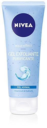 NIVEA Gel Exfoliante Facial Purificante para Cara y Rostro - 75 ml