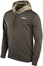 Miami Dolphins NFL Salute to Service Men's STS Therma Hoody