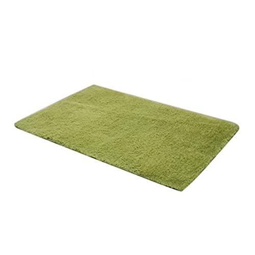 Freies verschiffen kleine Steine Moderne absorbierende badematte Outdoor Teppich tcarpet für (Color : Grass Green)