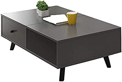 FJFZDZ Gray Lift Laptop Desk, Parlor Party Store Cocktail Table, Swimming Pool Activity Appointment Coffee Table, New Year xu Z8D1Z6 (Color : B)